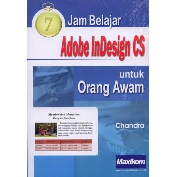 7 Jam Belajar Adobe InDesign CS untuk Orang Awam