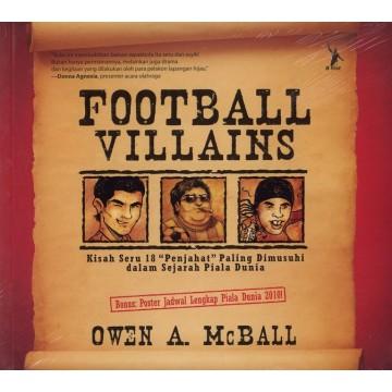 Football Villains: Kisah Seru 18 Penjahat Paling Dimusuhi dalam Sejarah Piala Dunia