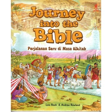 Journey Into the Bible (Perjalanan Seru di Masa Alkitab)