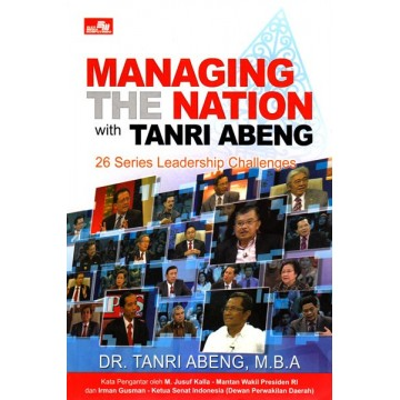 Managing The Nation with Tanri Abeng
