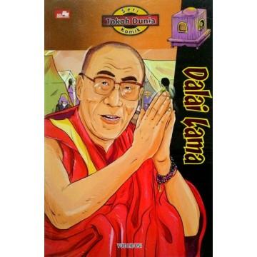 Seri Komik Tokoh Dunia: Dalai Lama